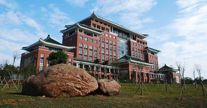 用数据创新 | 数据驱动下的华南农业大学