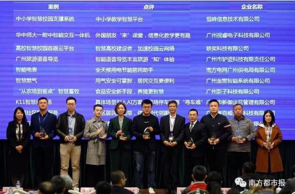 """首届""""大湾区智慧城市应用度榜单""""发布,联奕科技荣耀上榜"""
