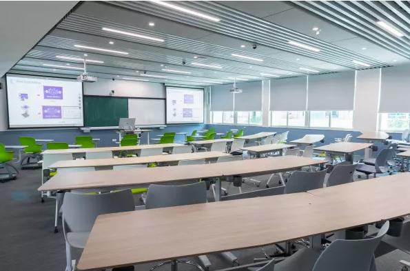 在這里上課,幸福感爆棚——華南理工大學ballbetapp下載教室精彩紛呈