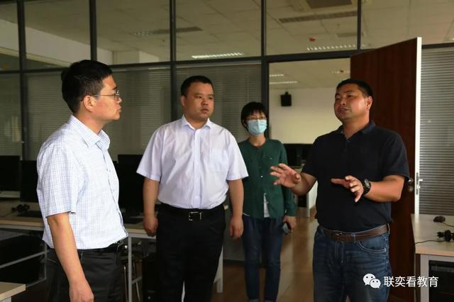 陕西工业职业技术学院与联奕科技签订校企合作框架协议