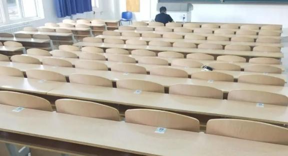价值提升   (转载)长安大学教室电子码确保复课复学更安全